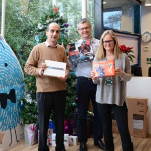 Donations to Shooting Star Children's Hospices after burglary