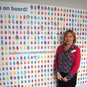New Director of Care, Helen