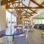 Christopher's hospice refurbishment - Dining Area