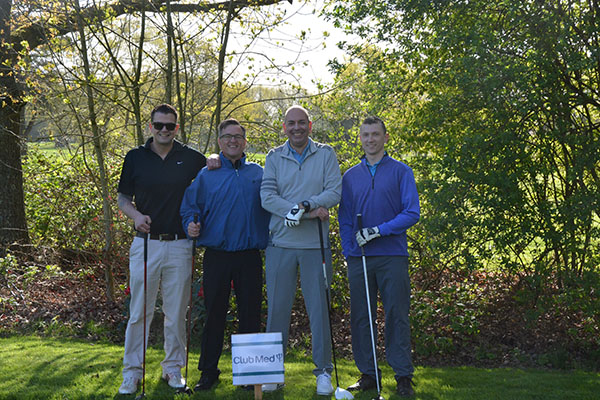 Colin Rose Golf Day